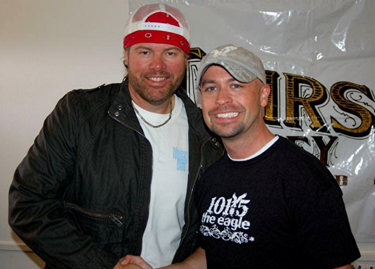 Country aircheck today october 30 2008 obey your thirst show dogs toby keith l and kegasalt lake city pd cody alan get their meet and greet on in the thirsty monkey lounge backstage at one m4hsunfo